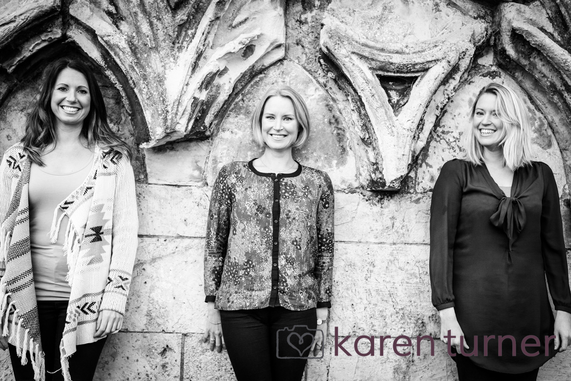 kate and sisters 2014-10